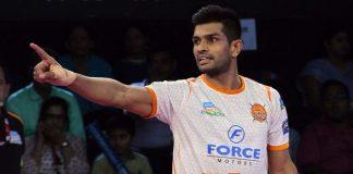இந்திய கபடி அணியின் கேப்டன் தீபக் ஹூடா அண்மையில் அர்ஜூனா விருதை வென்றுள்ளார்.